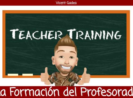 Consejos en la formación del profesorado