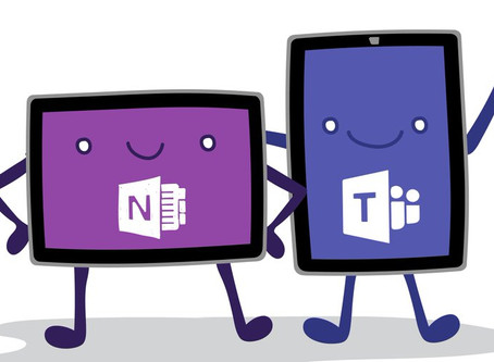 Aprendizaje Remoto: Microsoft Teams and OneNote