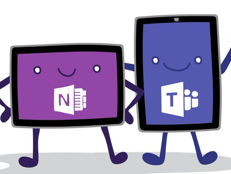 Remote Learning Series: Microsoft Teams and OneNote