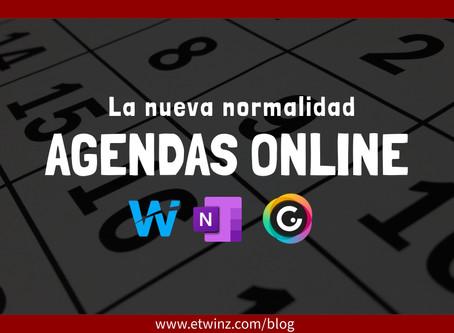 La Nueva Normalidad: Agendas Online