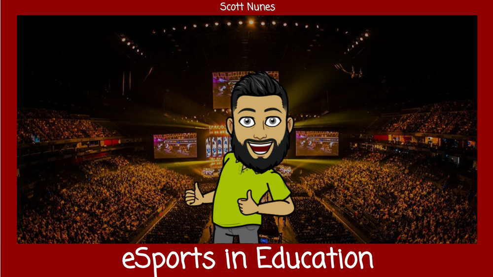 From Critic to Fanatic Regarding Esports in Education