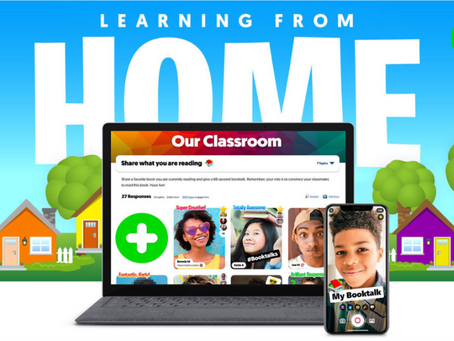 Remote Learning Series: Flipgrid
