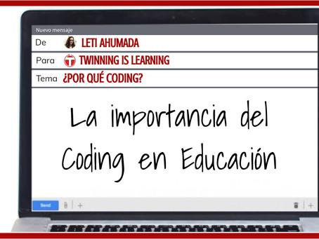 Coding: ¿Por qué coding?