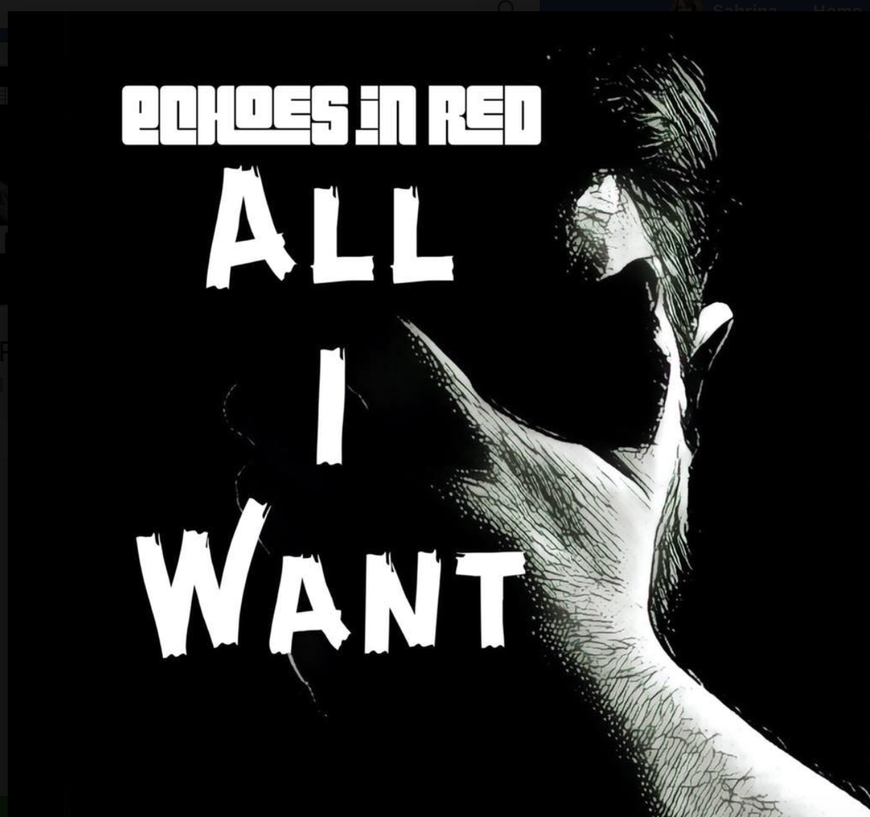 Echoes in Red