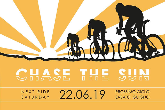 CHASE THE SUN is an annual challenge . . . cycle the longest day . . . from  sunrise to sunset . ba68db84f