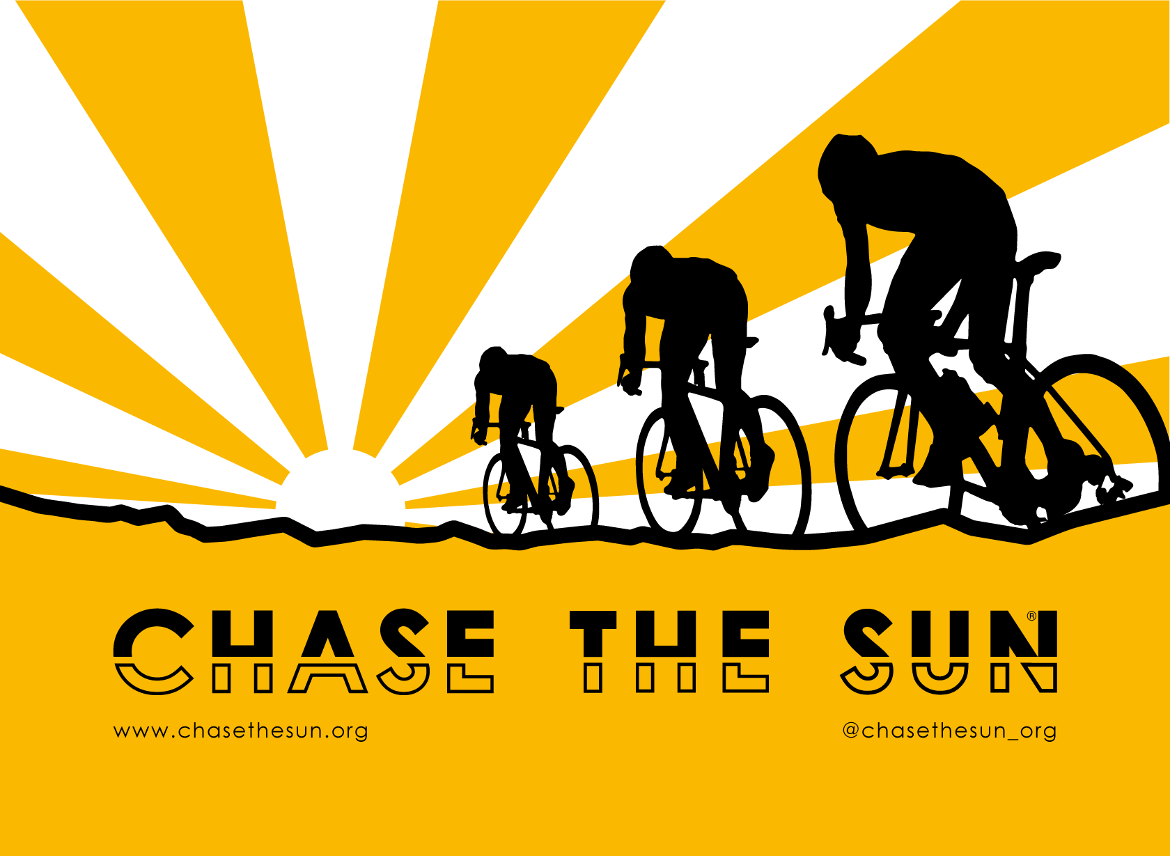 Chase The Sun - Cycle 205 Miles in a Day f51397340