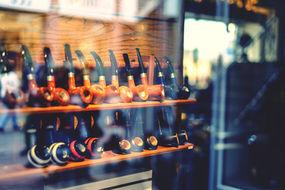Mağazada Display Sigara Borular