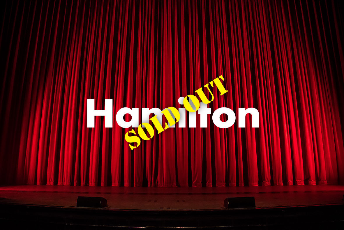 Musical Theatre - Hamilton (SOLD OUT)