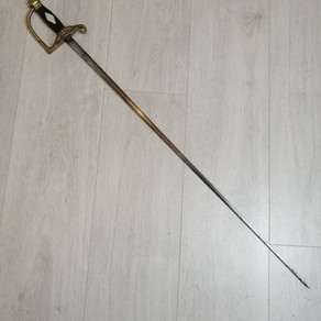 A C1800 French Epee A l'Anglaise £450