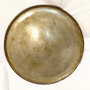 18th Century Watered Steel Dhal £550