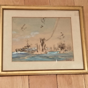 Evacuation Of Crete by Lt Cmdr Hackforth £225