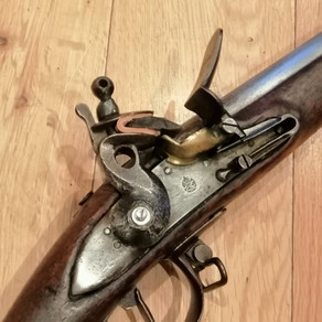 C1800 French Colonial Musket £700