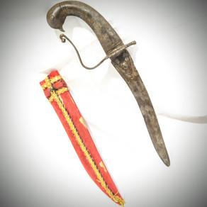 C1800 Century Parrot Head Dagger £295