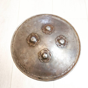 19th Cent Indian Dhal Shield £245