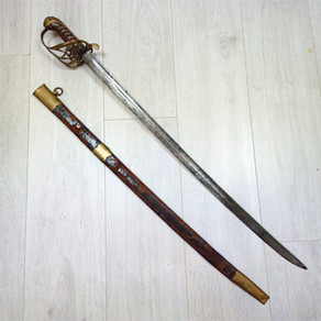 Repaired 1845 Pattern Sabre