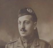 Captain James K. Anderson KIA November 24th 1917