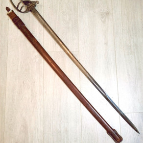 WW1 Wilkinson Army Service Corps Sword £400