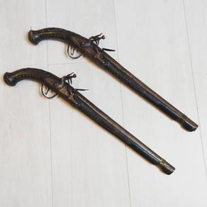 Case Of Ottoman Pistols £775