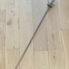 Early 18th Century Smallsword £480