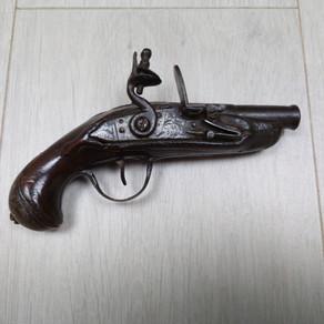 Mid 18th Century Pocket Pistol