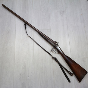 C1860 Deluxe Pinfire Shotgun