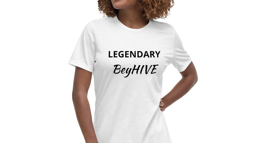 Women's Relaxed T-Shirt - KenYUCK Legendary BeyHive