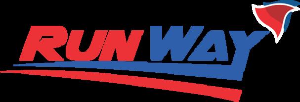 Logo til turbusselskapet RunWay