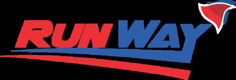 Logo til turbusseselskapet RunWay