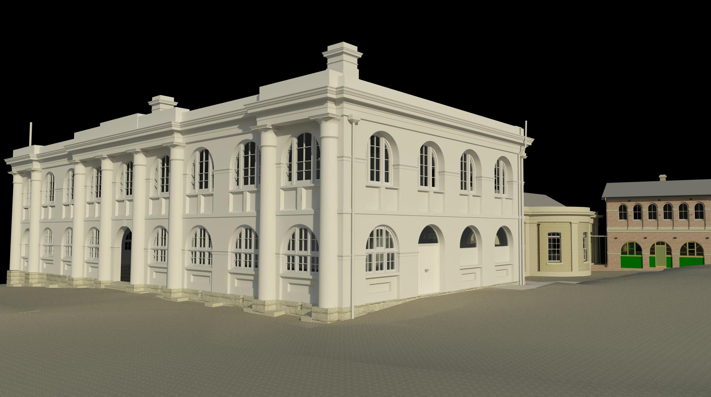 Heritage BIM - National Trust