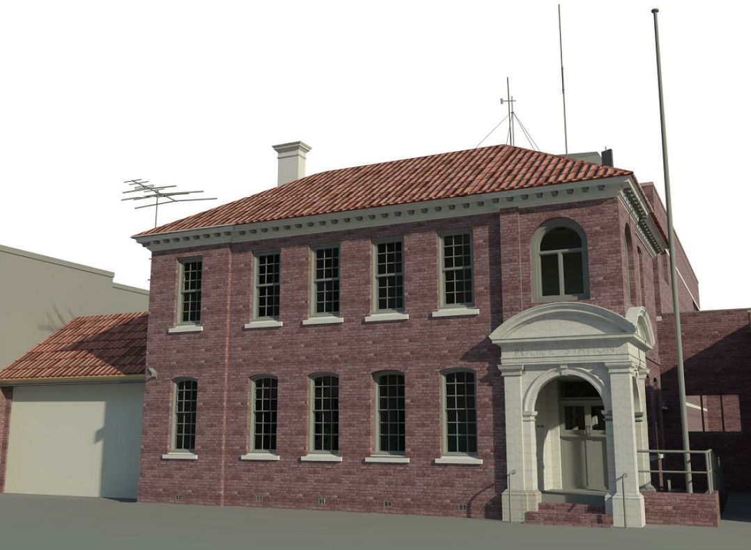Heritage BIM - Manly Police Station