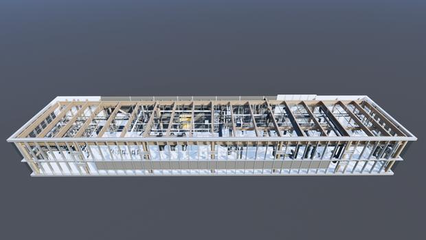 World Tower Plant Model