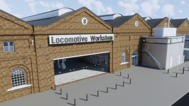 Locomotive Stores