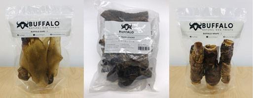 Buffalo Natural Dog Treats