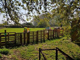 Work on Our New Sensory Garden is Underway!