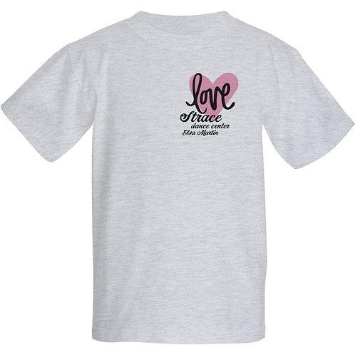 "Tee shirt ""Love Strace"" Enfants"