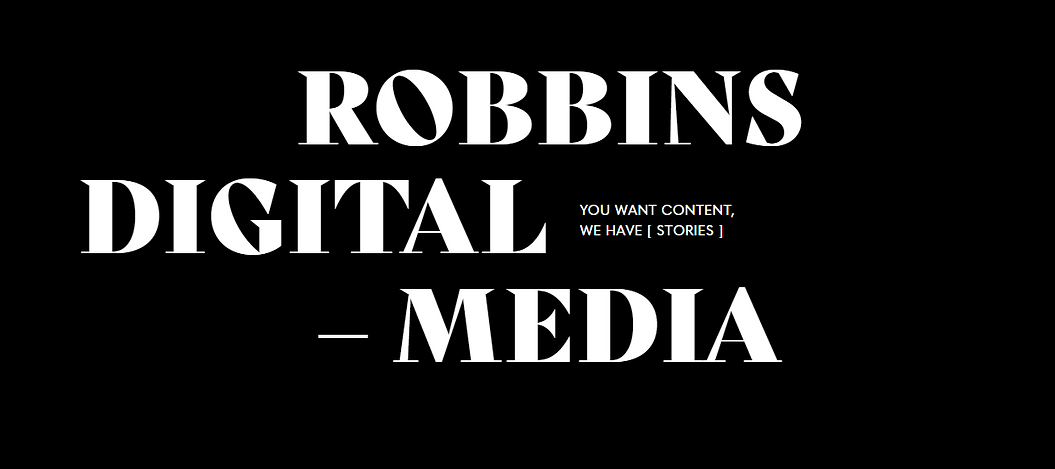 Our Work at Robing Digital Media | Multimedia Production