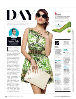 Los Angeles Mag How to Dress in LA by Patrick Holeck Hair Brittany Gharing.jpg
