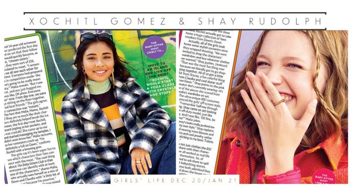 GIRLSLIFEmagazine shay rudolph