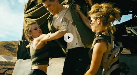 MKTO- Bad Girls Music Video