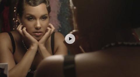 Alicia Keys-Tears always win Music Video