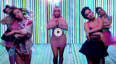 Nicki Minaj -The Night is Still Young