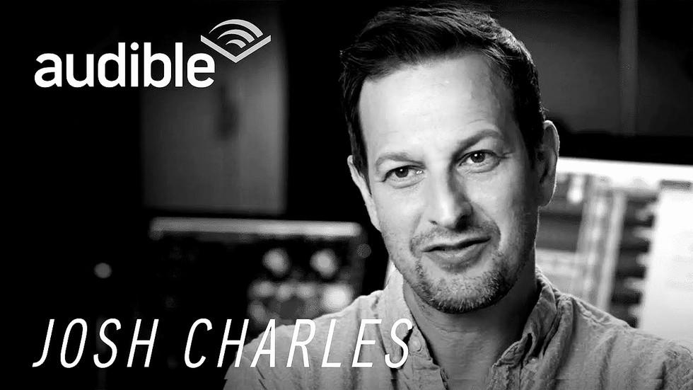 JOSH CHARLES-AUDIBLE