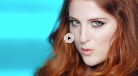Megan Trainor- Me Too Music Video
