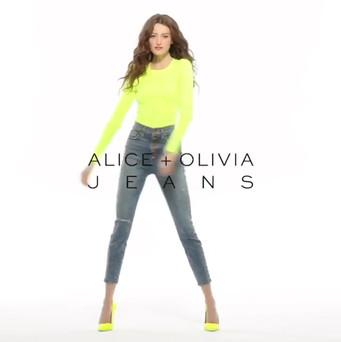 DENIM CAMPAIGN-ALICE+OLIVIA