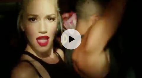 No Doubt-Get in Line Music Video