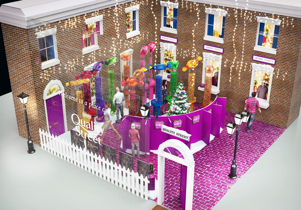 Quality Street - Westfield Pop-Up