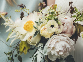 Top 3 Bridal Bouquet Designs for Spring 2017