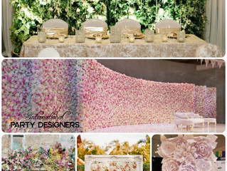 OMG Flower Walls
