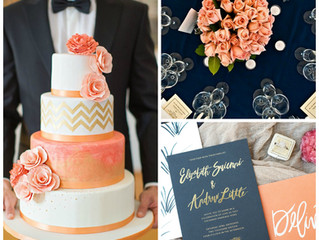 Our Top 3 Wedding Color Trends for Spring 2017