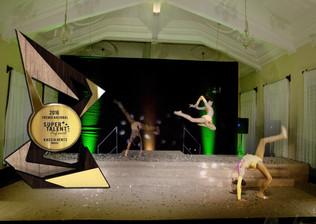 Rondoniense recebe Prêmio Super Talent Infantil 2016